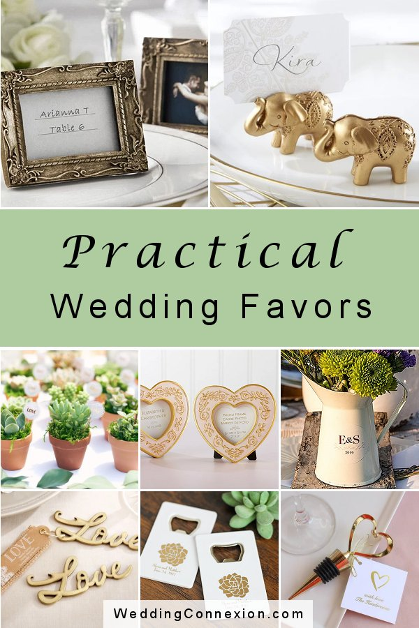Practical wedding favors for your guests to enjoy   WeddingConnexion.com
