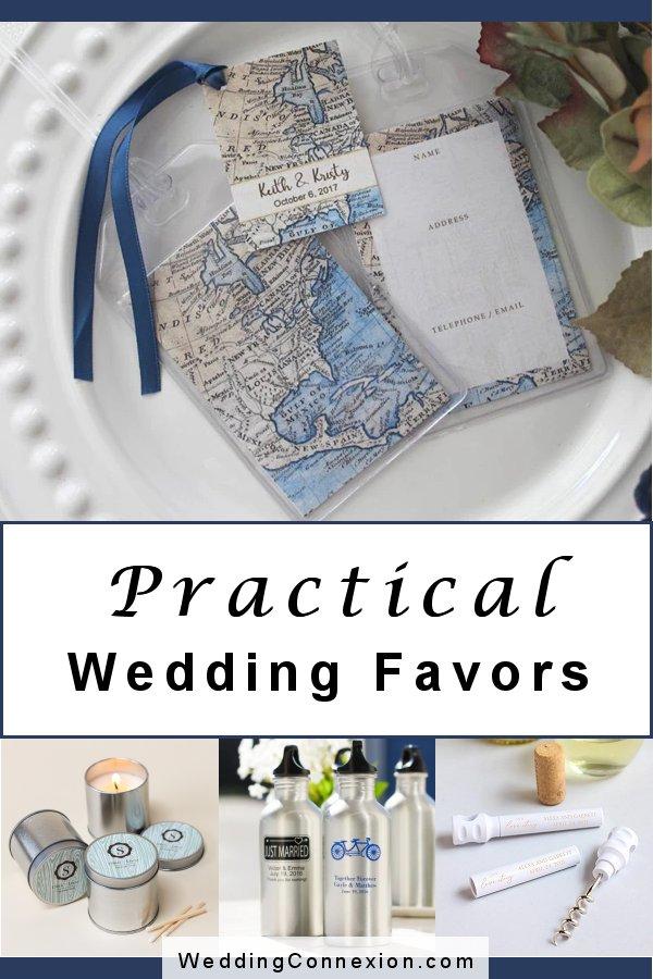 Practical wedding favor ideas that your guests are sure to enjoy   WeddingConnexion.com