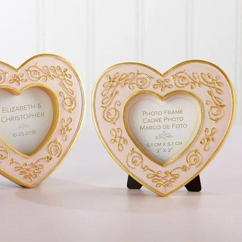 Romantic Heart Frame