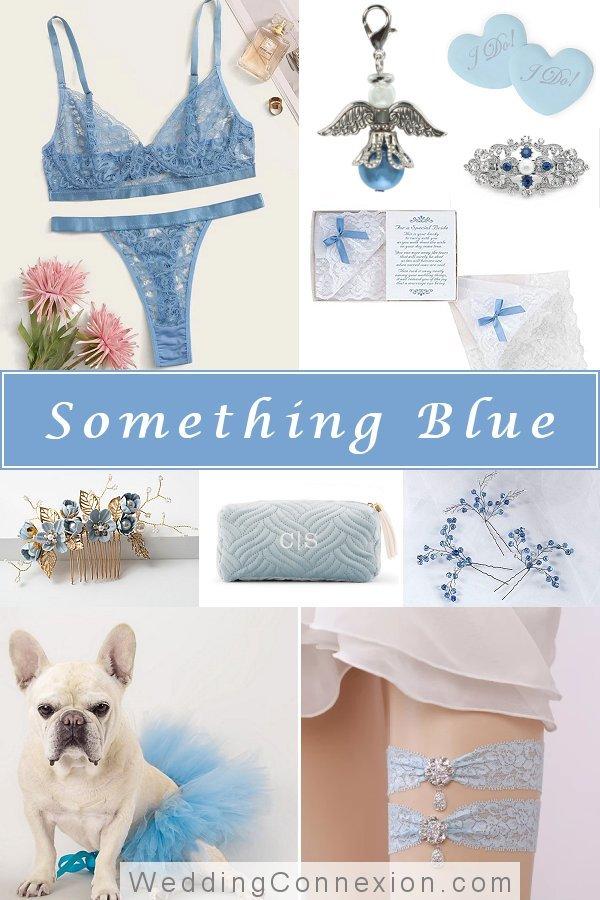 21+ Something Blue Unique Wedding Ideas at WeddingConnexion.com