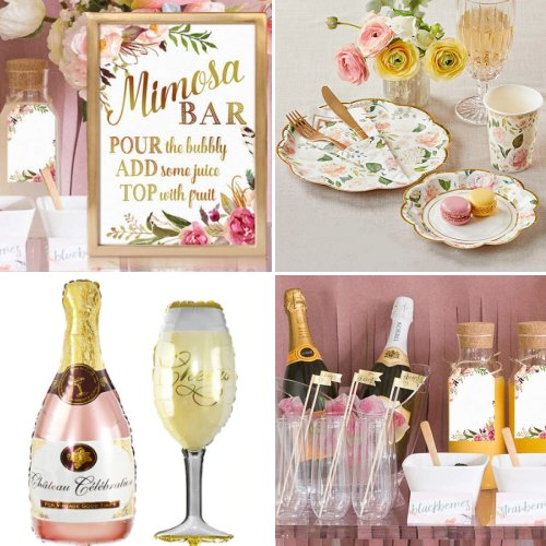 Champagne Brunch Bridal Shower