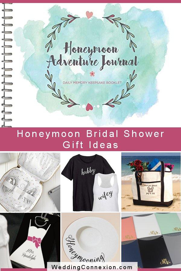 Tropical Honeymoon Couple Bridal Shower   WeddingConnexion.com