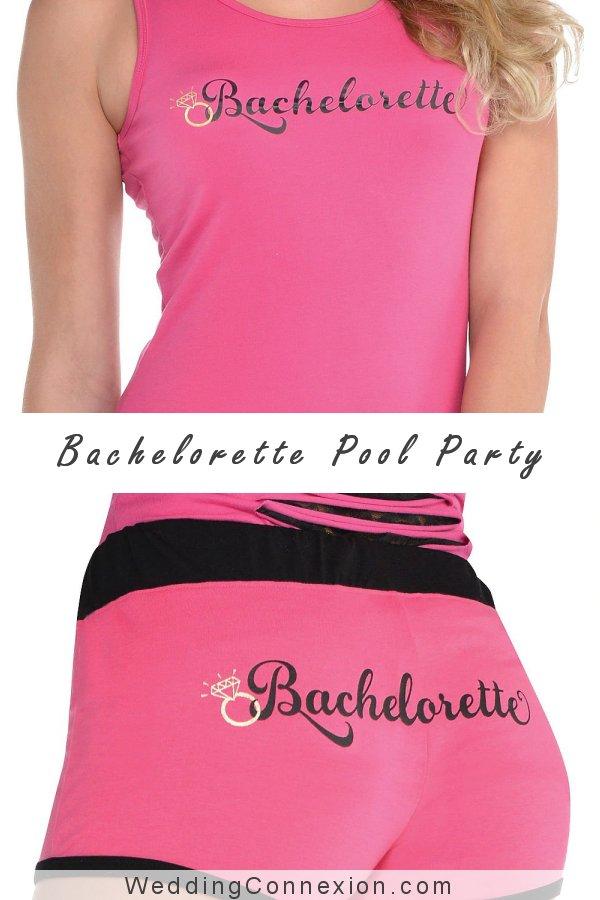 Bachelorette Pool Party Ideas | WeddingConnexion.com
