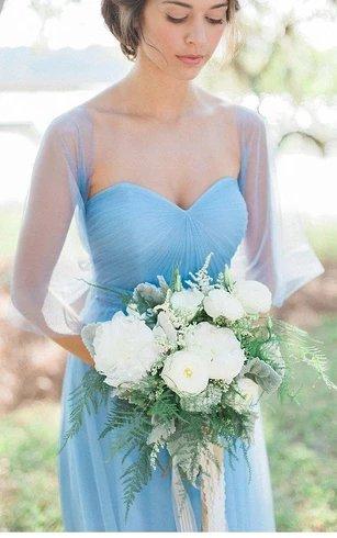 Blue And Breezy Beach Wedding Ideas Elegant Wedding Ideas,Stylish Best Indian Wedding Dresses For Girls
