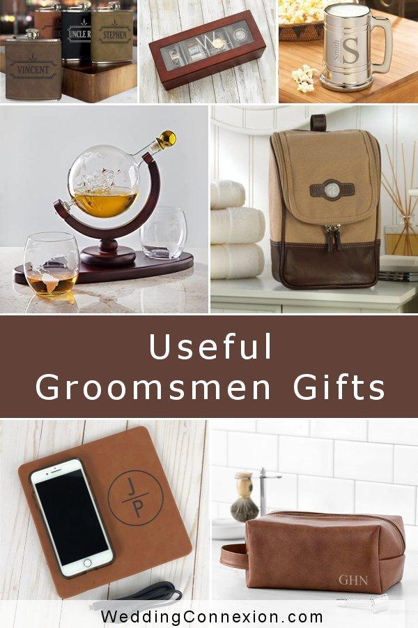 Groomsmen Gift Ideas | WeddingConnexion.com