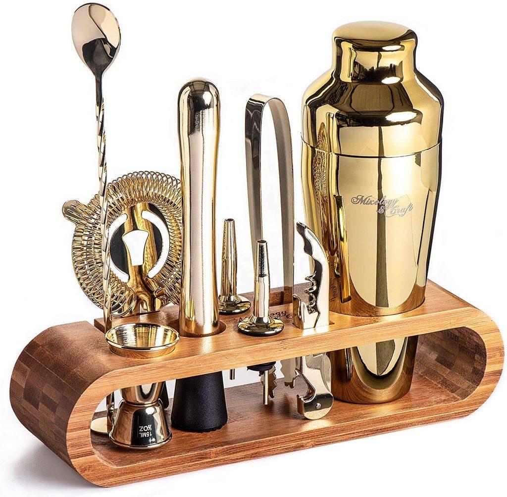 Mixology Bartender Kit Stock The Bar Wedding Shower Gift Idea