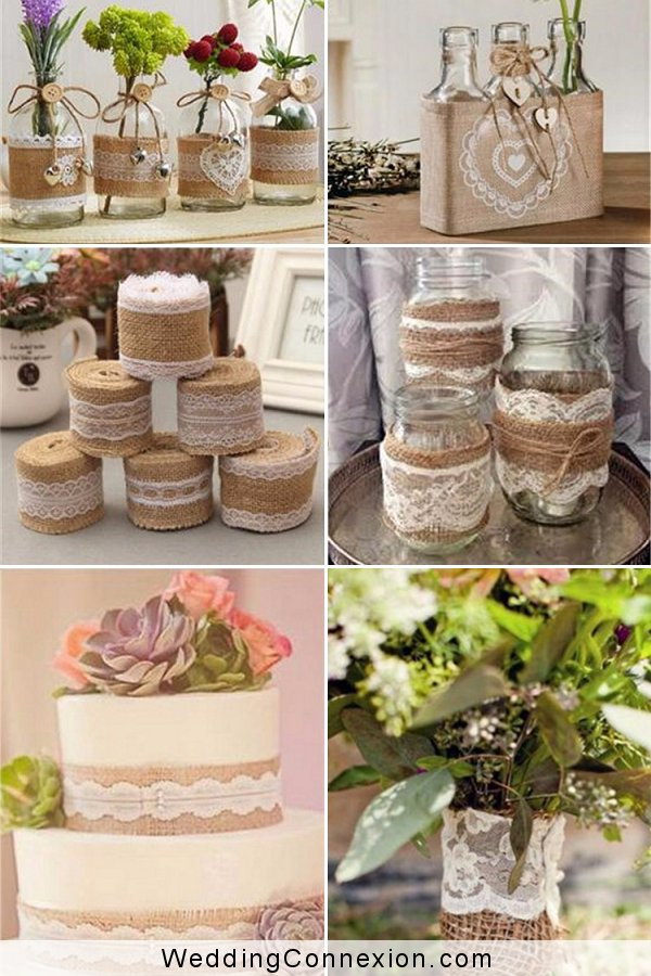 Vintage Inspired Intimate Backyard Wedding Theme | WeddingConnexion.com