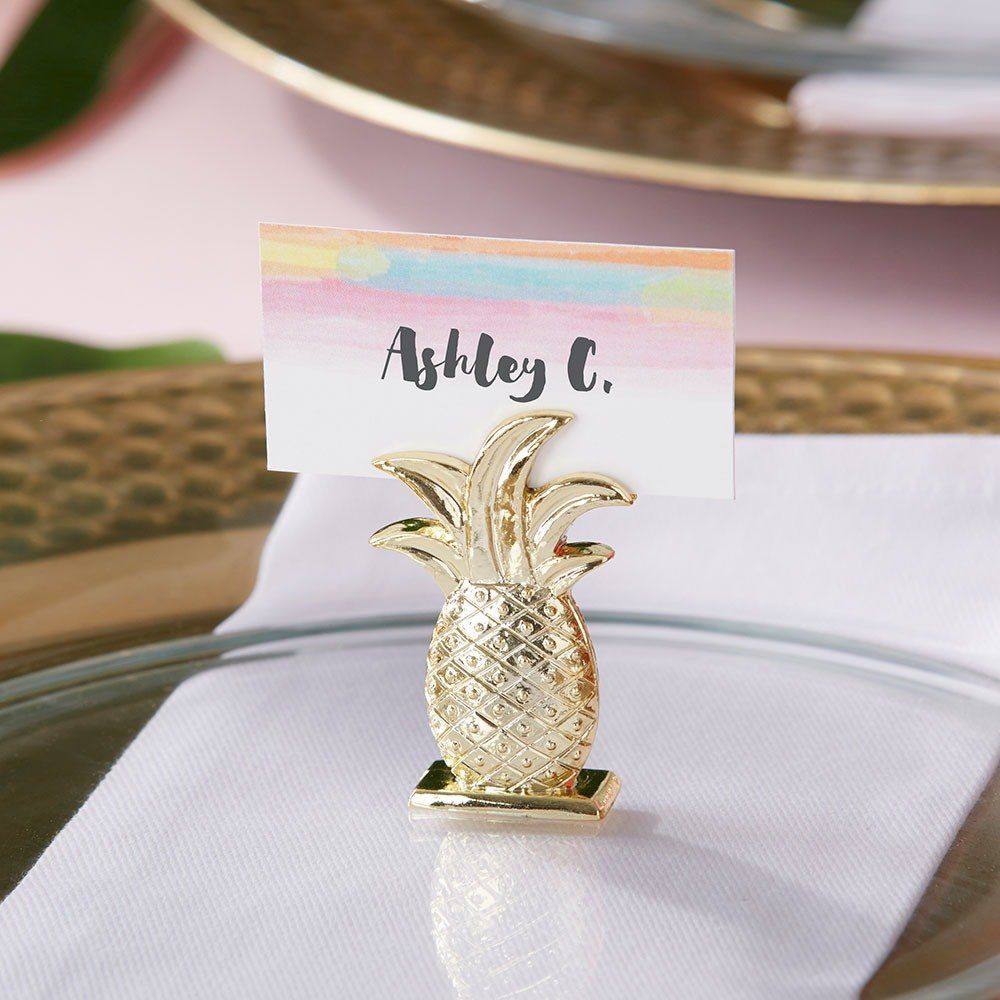 Pineapple Place Card Holders