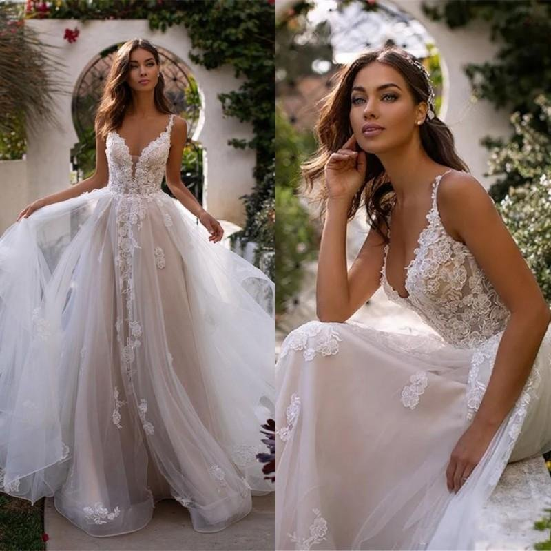 Blissfully Dreamy Wedding Dress