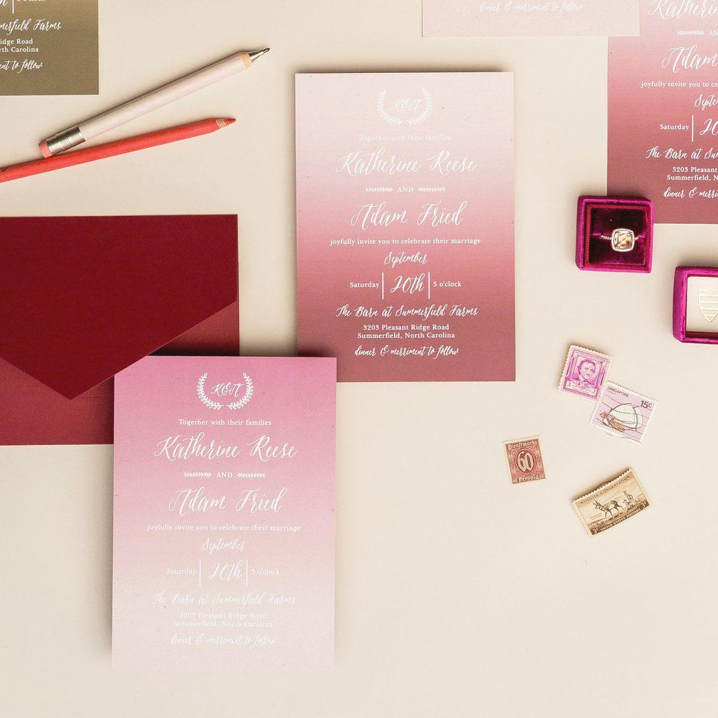 Wedding Invitation Printing