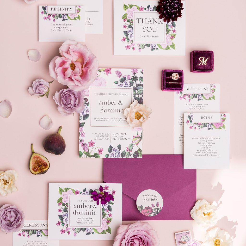 Design Wedding Invitations Online | BasicInvite.com
