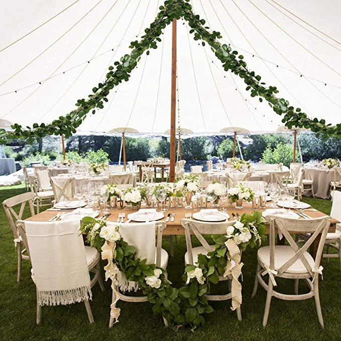 Artificial Hanging Vine Wedding Venue Decor