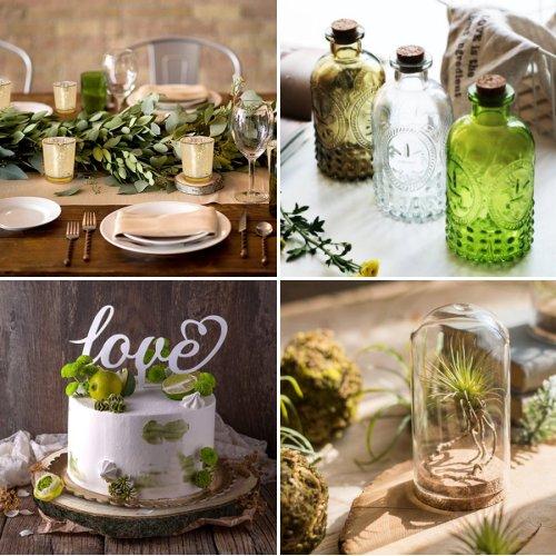 Budget-Friendly Wedding Centerpieces