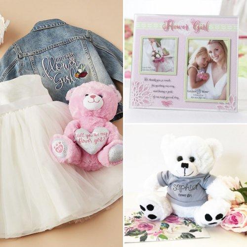 Flower Girl Lovely Gift Ideas