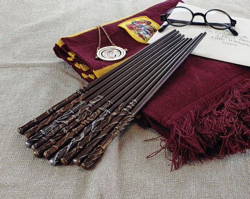 Harry Potter Wizard Wands Wedding Favors