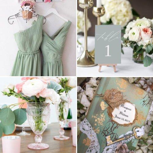 Sage Green and Blush Wedding Inspiration