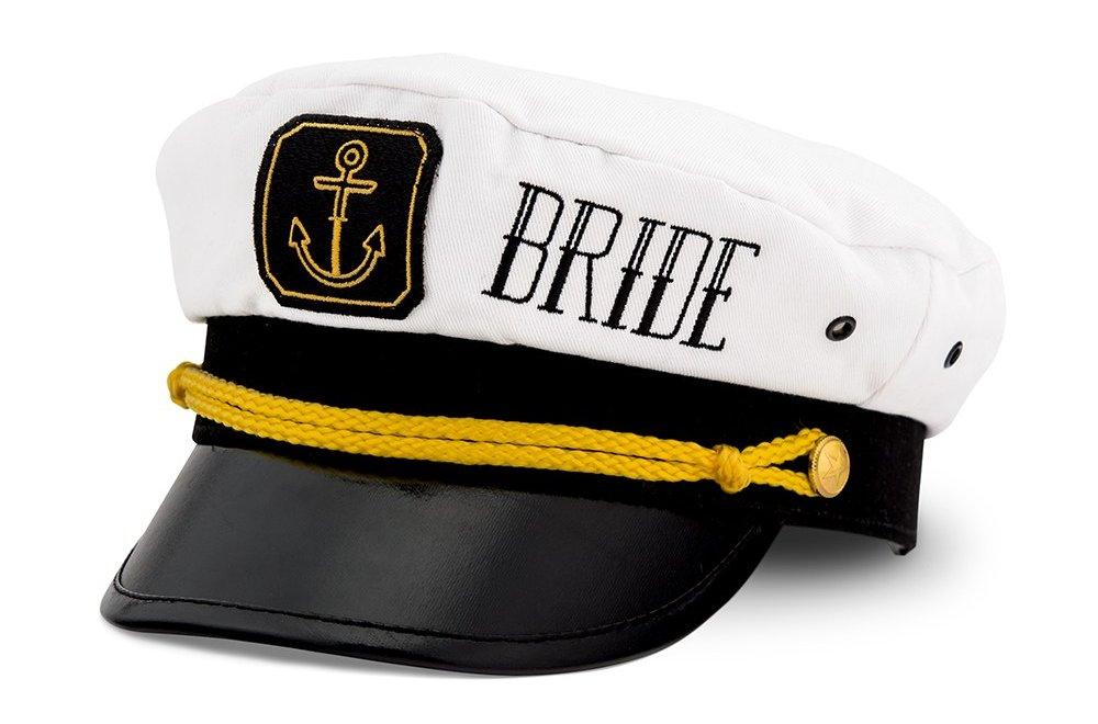 Captain Hat Nautical Bridal Shower