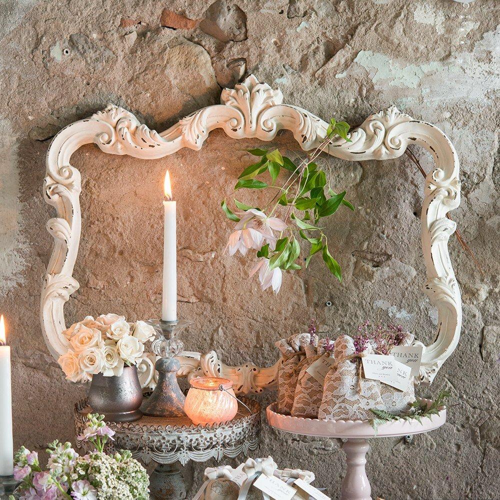 Ornate Vintage Inspired Antique Frame