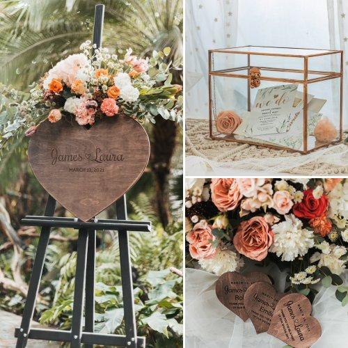 Copper & Rust Wedding
